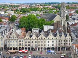La Place des Heros in Arras